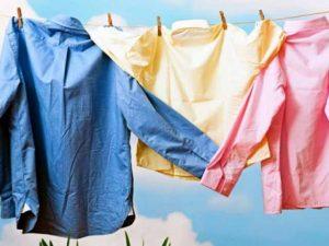 قبل از شستن لباسها به این نکات توجه کنید