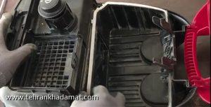 فیلم طرز تعویض موتور جارو برقی بوش مدل BGL32500